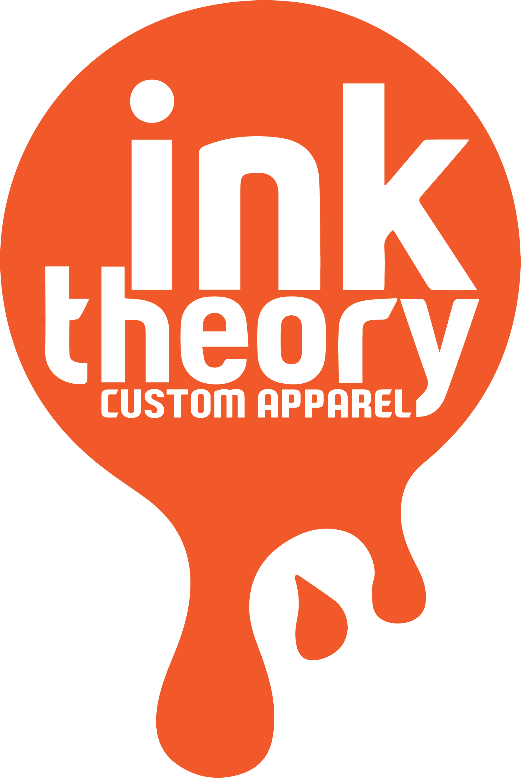 Our Official Shirts are provided by Ink Theory